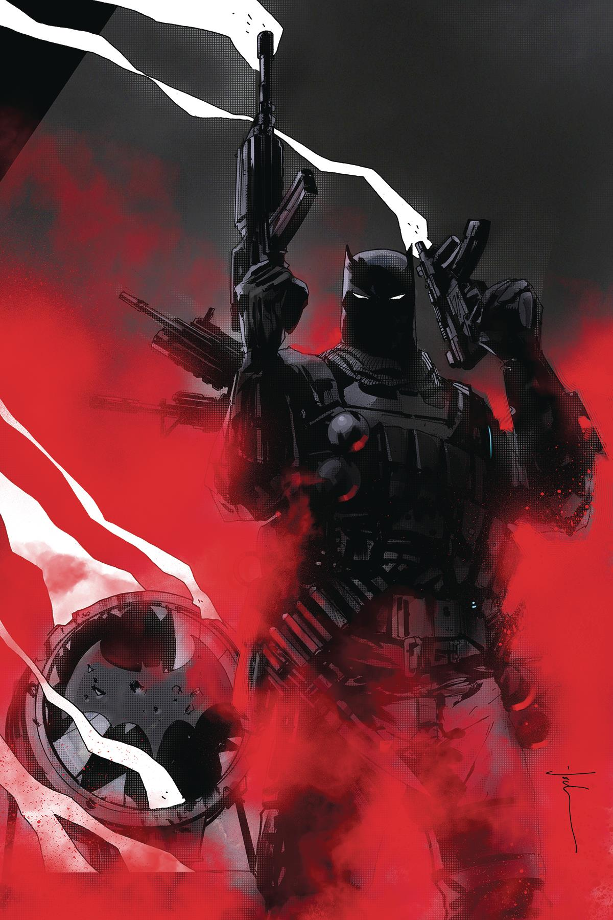BATMAN WHO LAUGHS THE GRIM KNIGHT #1 | JAN190535 | (W) Scott Snyder, James TynionIV (A) Eduardo Risso (CA) Jocko | Terra de Còmic - Tu tienda de cómics online especializada en cómics, manga y merchandising