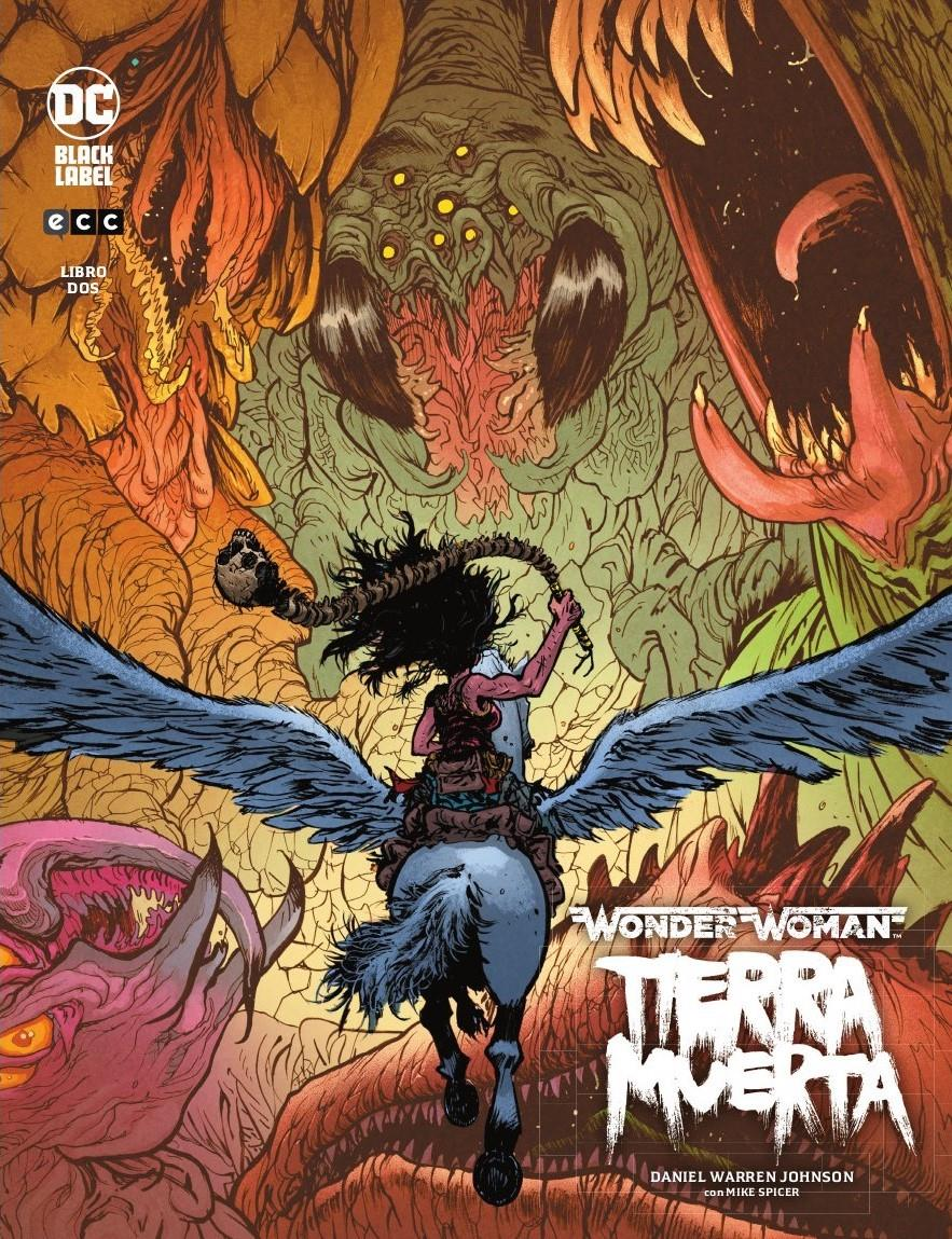 Wonder Woman: Tierra muerta vol. 2 de 2 | N0121-ECC17 | Daniel Warren Johnson / Daniel Warren Johnson | Terra de Còmic - Tu tienda de cómics online especializada en cómics, manga y merchandising
