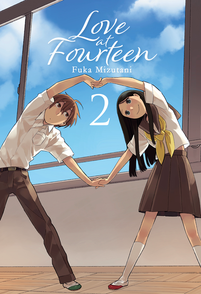 Love at Fourteen, Vol. 2 | N1019-MILK04 | Fuka Mizutani | Terra de Còmic - Tu tienda de cómics online especializada en cómics, manga y merchandising