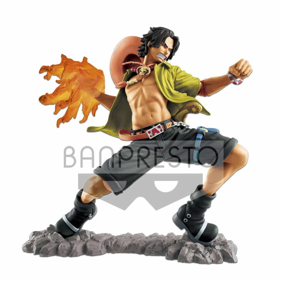 PORTGAS D. ACE 20TH ANNIVERSARY FIGURA 14 CM ONE PIECE OVERSEAS LIMITED | N0619-MERCH04 | Terra de Còmic - Tu tienda de cómics online especializada en cómics, manga y merchandising