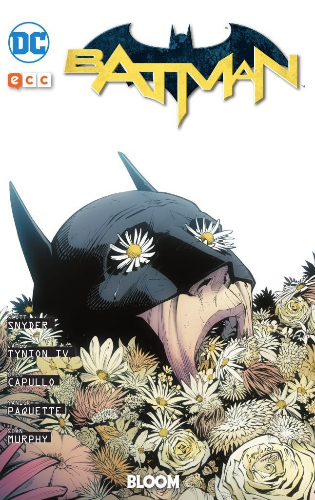 Batman: Bloom | N0818-ECC06 | James Tynion IV, Scott Snyder, Greg Capullo, Sean Murphy, Yanick Paquette | Terra de Còmic - Tu tienda de cómics online especializada en cómics, manga y merchandising