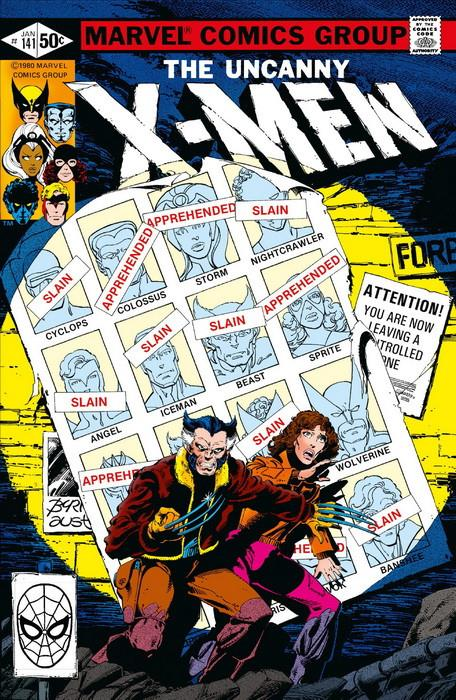 Marvel Facsímil. The Uncanny X-Men 141 | N0620-PAN15 | John Byrne, Chris Claremont | Terra de Còmic - Tu tienda de cómics online especializada en cómics, manga y merchandising