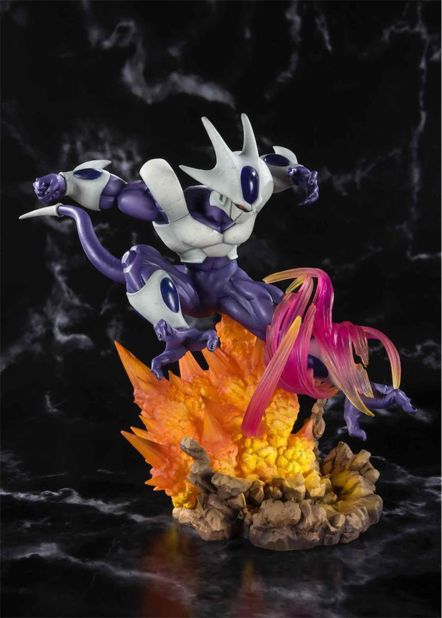 COOLER FINAL FORM FIGURA 22 CM DRAGON BALL Z FIGUARTS ZERO | N1019-MERCH04 | Terra de Còmic - Tu tienda de cómics online especializada en cómics, manga y merchandising