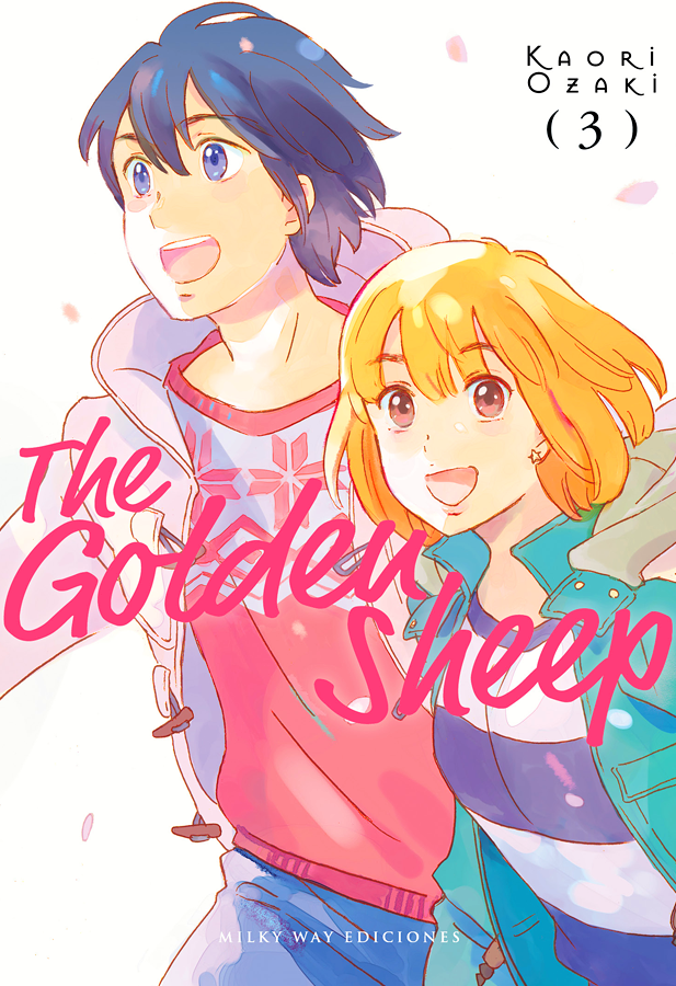The Golden Sheep, Vol. 3 | N0220-MILK06 | Kaori Ozaki | Terra de Còmic - Tu tienda de cómics online especializada en cómics, manga y merchandising