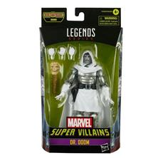 DR. DOOM FIGURA 15 CM X-MEN MARVEL LEGENDS SUPER VILLAINS | N0521-MERCH08 | Terra de Còmic - Tu tienda de cómics online especializada en cómics, manga y merchandising