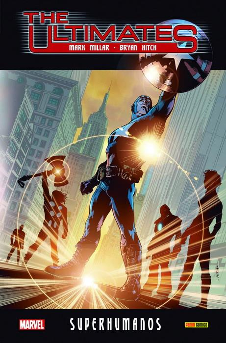 Marvel Integral. The Ultimates 1. Superhumanos | N0218-PAN33 | Mark Millar, Bryan Hitch | Terra de Còmic - Tu tienda de cómics online especializada en cómics, manga y merchandising