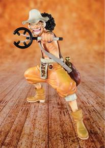 USOPP KING OF SNIPERS FIGURA 12 CM ONE PIECE TV FIGUARTS ZERO | N0120-MERCH07 | Terra de Còmic - Tu tienda de cómics online especializada en cómics, manga y merchandising