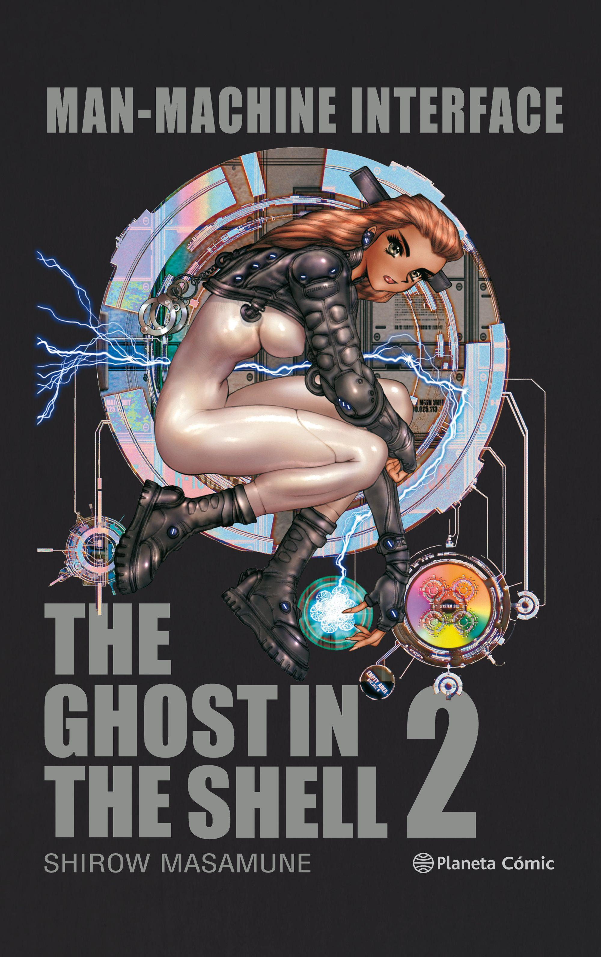 Ghost in the Shell 2: Manmachine Interface (edición Trazado) | N0418-PLA09 | Masamune Shirow | Terra de Còmic - Tu tienda de cómics online especializada en cómics, manga y merchandising