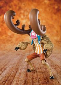 CHOPPER HORN POINT COTTON CANDY LOVER FIGURA 14 CM ONE PIECE TV FIGUARTS ZERO | N0120-MERCH08 | Terra de Còmic - Tu tienda de cómics online especializada en cómics, manga y merchandising